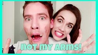 Download NOT MY ARMS CHALLENGE! W/ Colleen Ballinger Video
