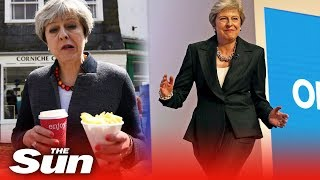 Download Theresa May's most memorable moments as PM Video