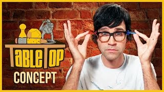 Download Concept: Rhett McLaughlin, Link Neal, and Joseph Scrimshaw Join Wil on TableTop Video