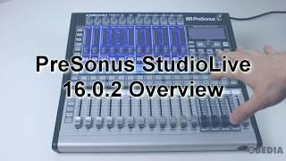 Download Hardware Wednesday: PreSonus StudioLive 16.0.2 Digital Performance Mixer Video