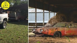 Download He Got A Call From A Guy Selling A Car But What Really Blew His Mind Lay Hidden Inside This Barn Video