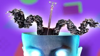 Download Giant Robot, Electronic Skin and more - Mind Blow #117 Video