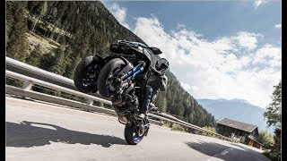 Download 2019 Yamaha NIKEN First Ride Review! - On Two Wheels Video