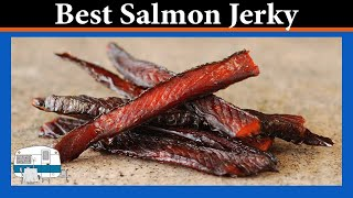 Download How to make Salmon Jerky Video