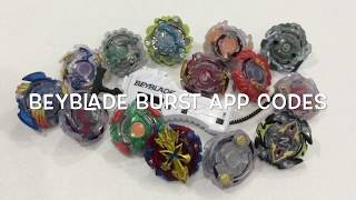 Download Beyblade Burst App QR Codes Video