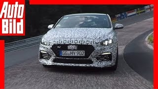 Download Hyundai i30 Fastback N (2019) Fahrbericht/Test/Review Video