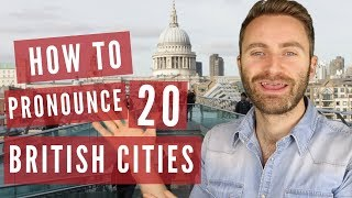 Download How to Pronounce 20 British Cities Video