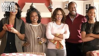 Download A crazy family reunion in the first trailer for Almost Christmas (HD) Video