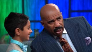 Download Kedar talks computer code on Steve Harvey TV for Little Big Shots Week Video