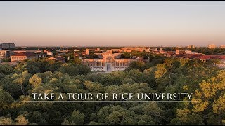 Download Take a tour of Rice University Video