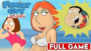 Download Family Guy: Back To The Multiverse - Full Game Walkthrough 【NO Commentary】 Video