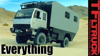 Download Extreme Overland 4x4 RV: The Zombie Apocalypse RV by ETL (Part 5) Video