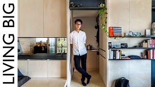Download Architect's Micro Studio Apartment Video