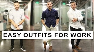 Download HOW TO DRESS WELL | WORK AND OFFICE ATTIRE FOR MEN | ALEX Video