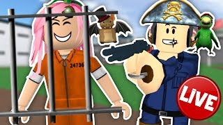 Download Roblox ITA - Prison Life In Live! Video