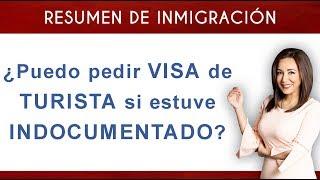 Download VISA DE TURISTA si vivi indocumentado en USA... ¿es posible? Video