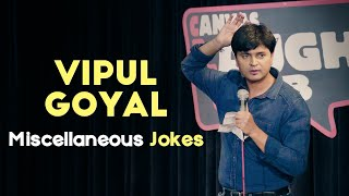 Download Miscellaneous Jokes | Stand Up Comedy by Vipul Goyal Video