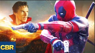 Download 10 Marvel Superheroes Who Could Defeat Deadpool Video