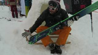 Download 17/18 Nordica Enforcer 110 ski review Video