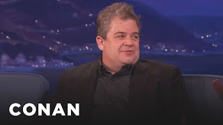 """Download Patton Oswalt On The Return Of """"Mystery Science Theater"""" - CONAN on TBS Video"""