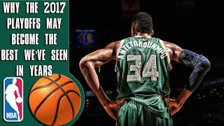 Download 5 reasons the 2017 NBA playoffs may become the best we've seen in years Video