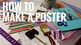 Download How to Make a Poster - Sources of Strength Video