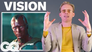 Download Paul Bettany Breaks Down His 8 Most Iconic Characters | GQ Video