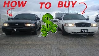 Download HOW TO BUY A USED COP CAR!! [P71] Video