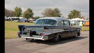 Download 1957 Chevy Bel air pro street Video