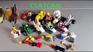 Download Lego Mario Kart Vehicles/Items Customs Video