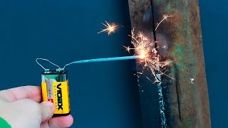 Download Cool Idea about Hands Free welding Video