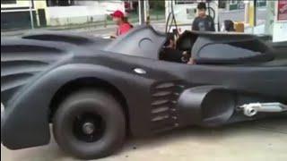 Download Viral Semua Orang Terkejut Tengok Batman Isi Minyak Kereta Di Stesen Shell! Video