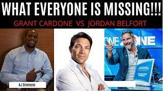 Download JORDAN BELFORT VS GRANT CARDONE - THIS IS THE TRUTH THAT EVERYONE IS MISSING!!! Video