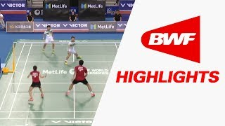 Download Victor Korea Open 2017 | Badminton F – Highlights Video