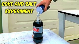 Download What Will Happen If You Mix Coke and Salt? Video