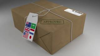 Download Posting lithium batteries in the mail Video