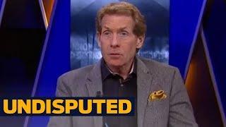 Download Kawhi Leonard is eclipsing LeBron James - Skip Bayless explains | UNDISPUTED Video