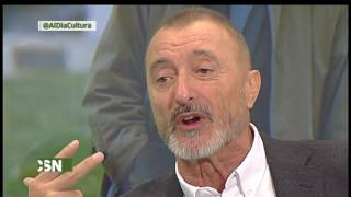 Download Arturo Pérez Reverte en Andalucía al Día Cultura Video