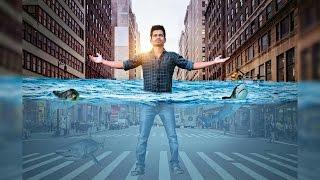 Download PICSART UNDER WATER CITY PHOTO MANIPULATION | PICSART EDITING Video