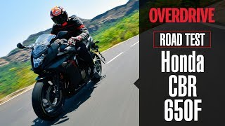 Download 2018 Honda CBR650F road test review | OVERDRIVE Video