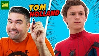 Download COMO DIBUJAR A TOM HOLLAND ESTILO KAWAII Video