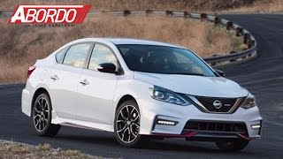 Download Nissan presenta a su deportivo económico el Sentra NISMO 2017 Video