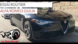 Download Essai Routier - Alfa Romeo Giulia 2017-2018 - Français Video