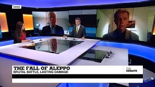Download The fall of Aleppo: Brutal battle, lasting damage (part 1) Video