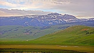 Download Elk Refuge Live Webcam @ Flat Creek Inn - SeeJH Video