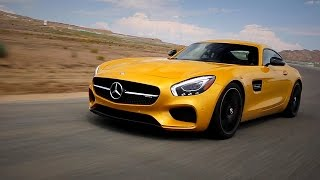 Download 2017 Mercedes-AMG GT and GT S - Review and Road Test Video