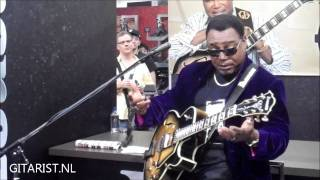 Download George Benson on his new Ibanez LGB300-VYS Video