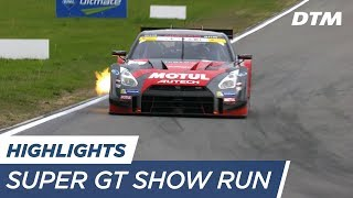 Download Highlights DTM/Super GT - Show Run 1 - DTM Hockenheim Final 2017 Video
