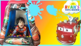 Download Disney Cars Ball Pits Surprise Toys Video
