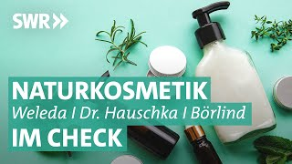 Download Naturkosmetik im Check: Weleda, Dr. Hauschka und Annemarie Börlind Video